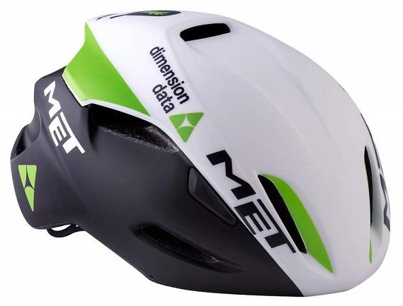 METのヘルメットマンタ